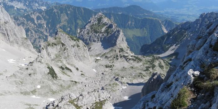 Wilder Kaiser – Regalmwand