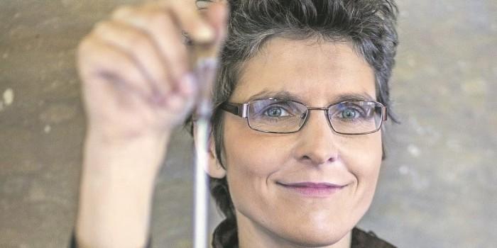 Dirigentin Lisi Fuchs setzt an, wo Schule auslässt