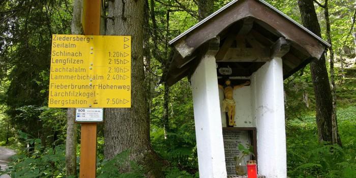 Im Rayon der alten Knappen – Gebrarunde Kitzbüheler Alpen