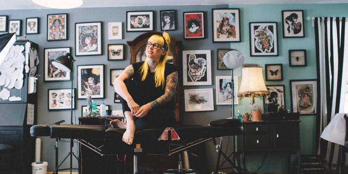 Trend Tattoo: Wer sich traut, zeigt bunte Haut