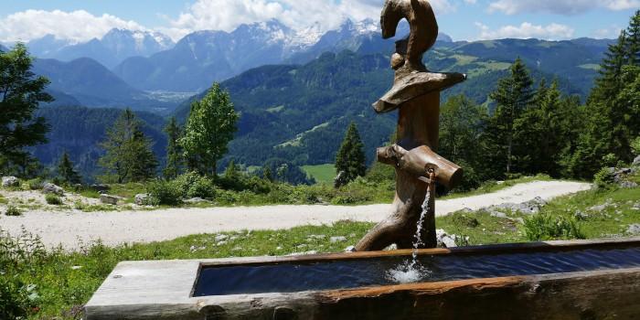 Im beliebten Heutal: Gemütlich über die Hölzalmen aufs Peitingköpfl