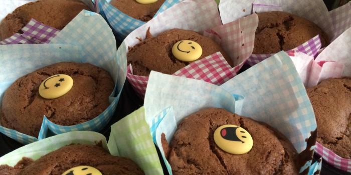 Rezept: Schoko-Bananen-Muffins