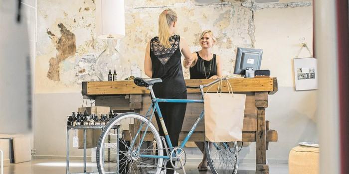 Das neue Statussymbol: Der Städter radelt mit Stil