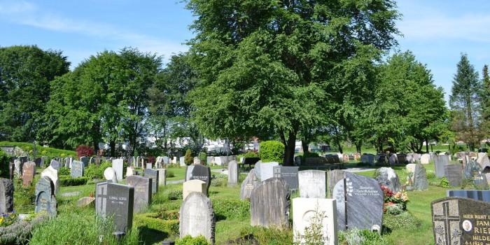 Kein Zutritt zum Familiengrab?