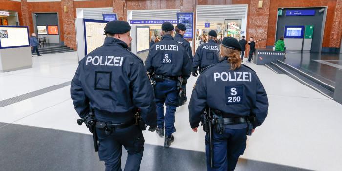 Polizeipräsenz in Salzburg wird erhöht
