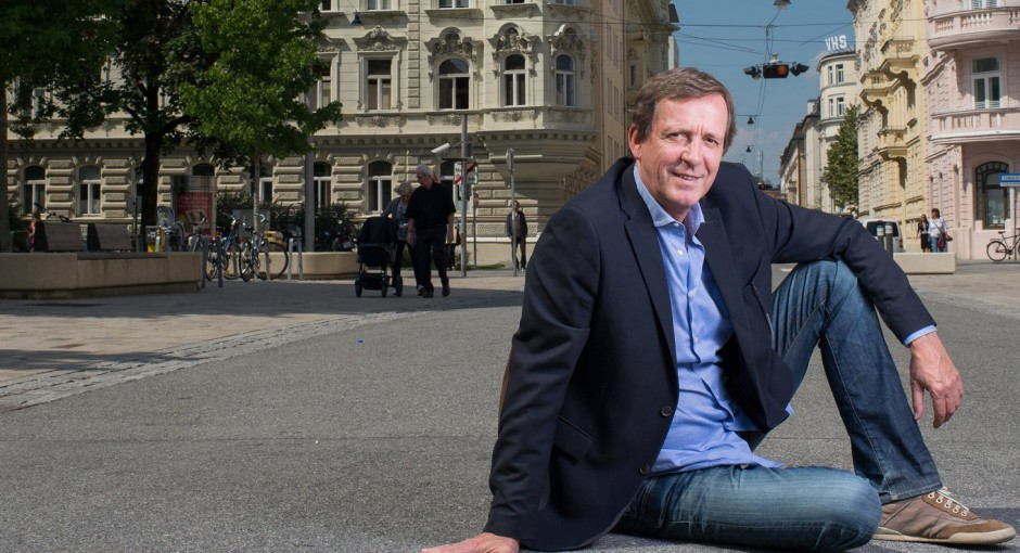 """Padutsch: """"Beim Verkehr habe ich aufgegeben"""""""