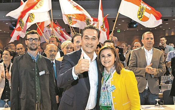 Salzburgs FPÖ-Chefin bekommt Gehalt aus Wien