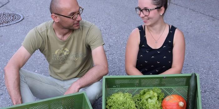 Essen ohne Umwege: In Liefering pfeift man auf den globalen Markt.