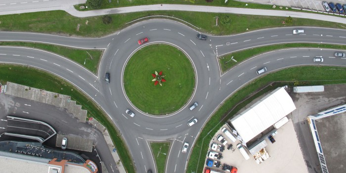 Wenn der Kreisverkehr Angst macht