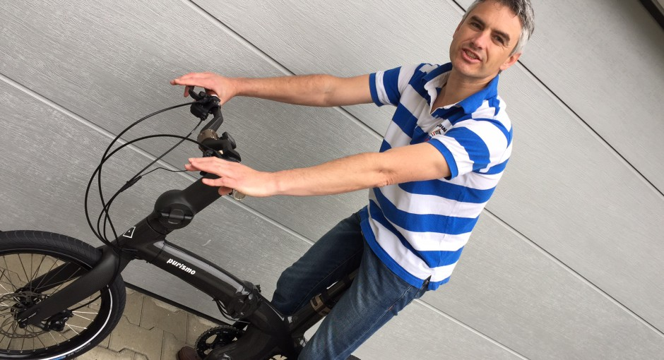 Flotter Flitzer: Ein Start-up setzt auf faltbare E-Bikes