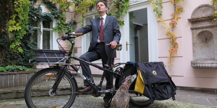 Stadtflitzer: Das Lastenrad entlastet Straße und Gemüt