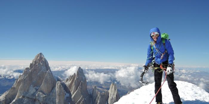 """""""Auf den Everest habe ich keine Lust"""": Extremkletterin Christina Huber im Interview"""