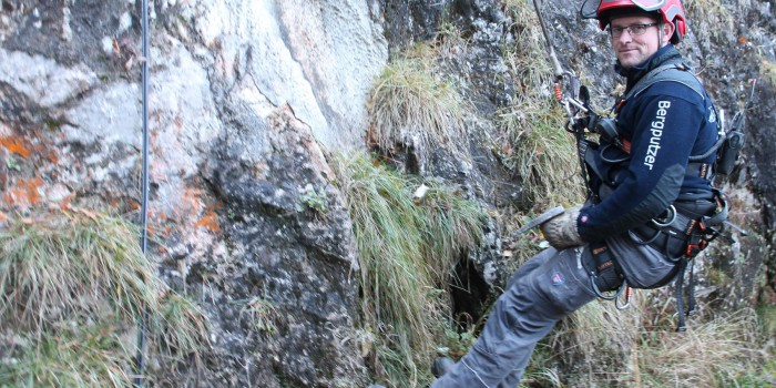 Die Bergputzer – Salzburgs steinigster und steilster Job