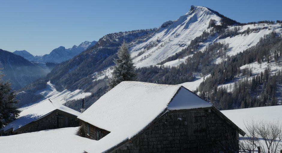 Skitour auf den Hochwieskopf