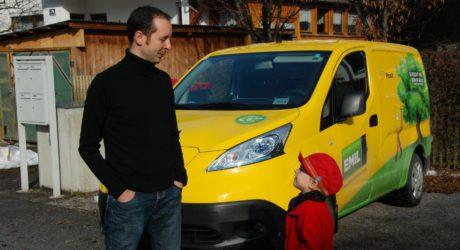 Salzburger Familie teilt sich Autos mit anderen
