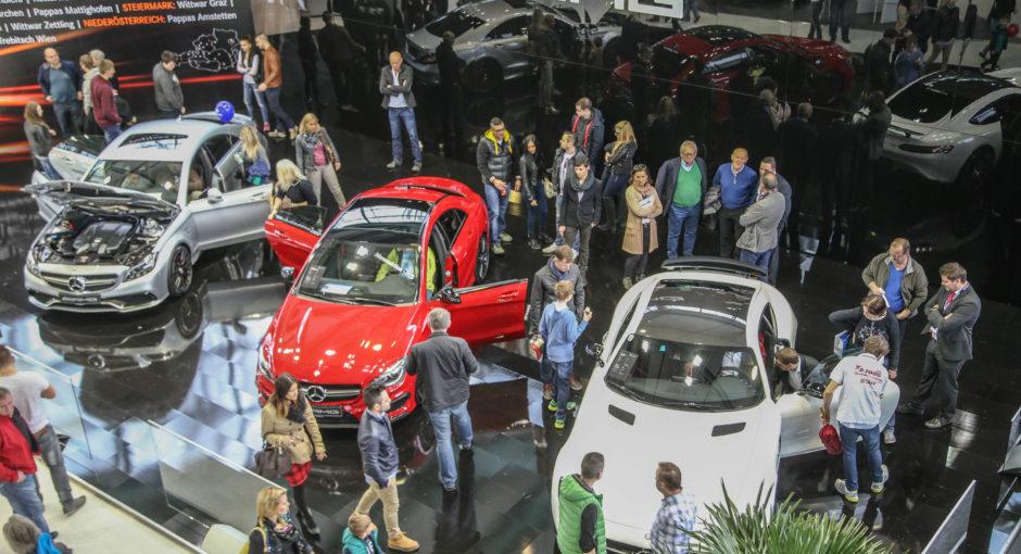 Die Neuheiten auf der Automesse Salzburg