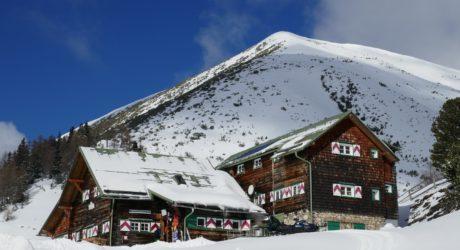 Von der Südwiener-Hütte auf den Kesselkopf