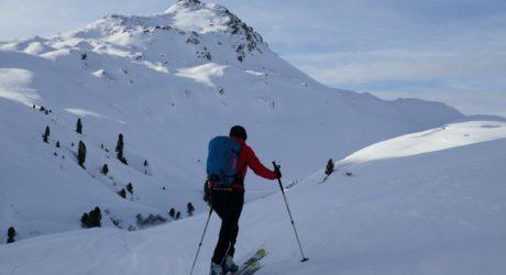 Skitour zur ersten Salzachbrücke