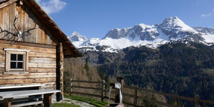 Muttertags-Skitour auf den Großen Reicheschkogel