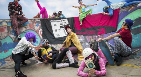 Wie neun junge Salzburger den Wohnungsmarkt austricksen