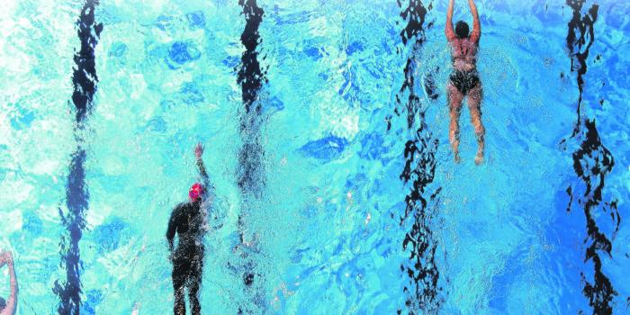 Schwimm dich frei: Abtauchen vom Alltag