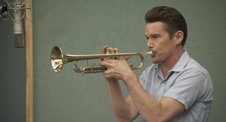 "Filmkritik:  ""Born to be blue"""