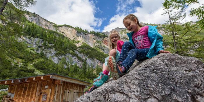Wandern mit Kindern: So klappt's richtig