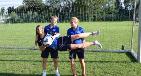 Frauenfußball: Der Hype vergeht, der Spaß bleibt