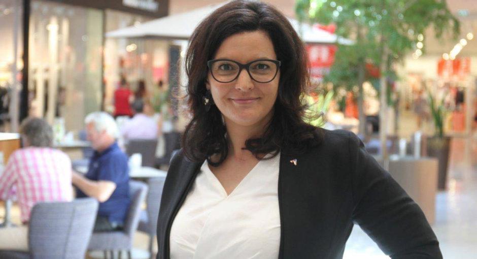 Shopping Arena: Neue Managerin will Center weiblicher machen