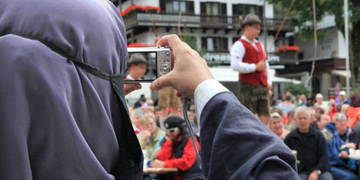 Verschleierungsverbot: Polizei will unauffällig bestrafen