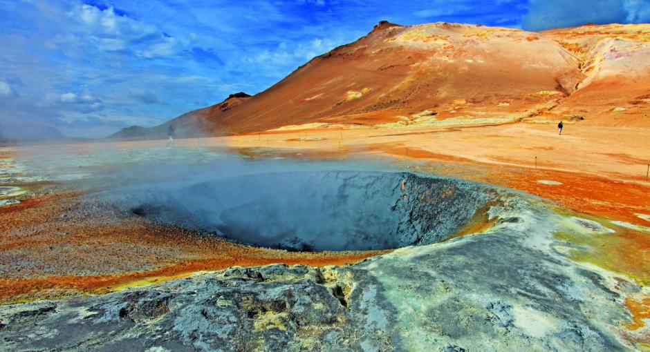 Island, eine Insel der Extreme