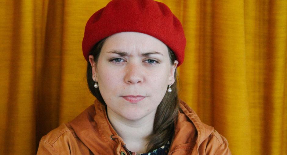 """Stefanie Sargnagel: """"Ich sag halt gerne Oasch"""""""