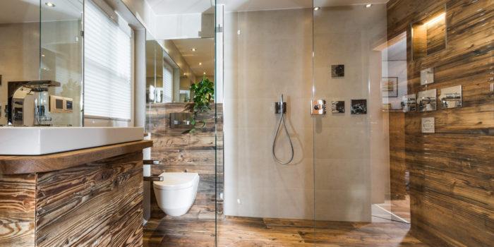 Die Trends Im Badezimmer Hingucker Holz Salzburger Fenster