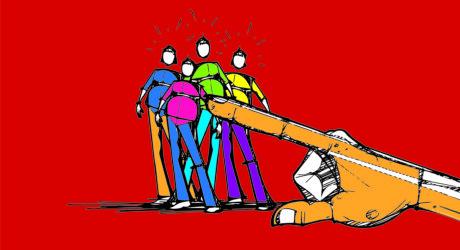 ARGEkultur: Wir gegen die anderen