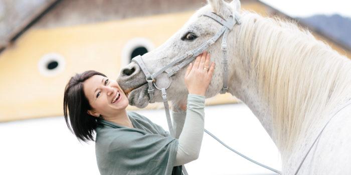 Made in Salzburg: Stroblerin setzt aufs richtige Pferd