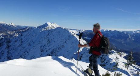 Grenztour: das Dürrnbachhorn