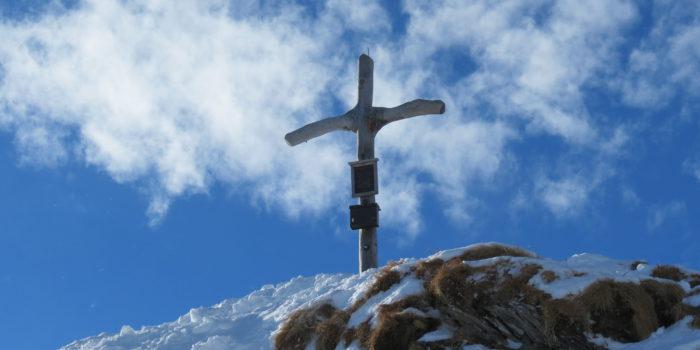 Erste Skitour im Winter 2017/18: Filzmooshörndl