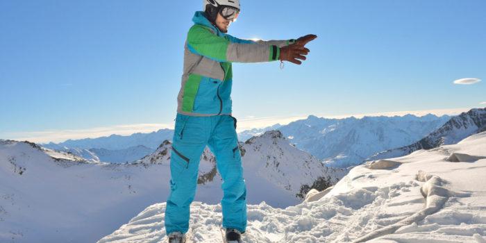 Vom Skikurs über Freeriden bis Schigong