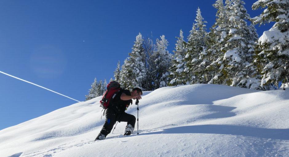 Schnee: Von der eiskalten Freude