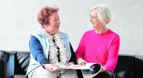 """Seniorinnen: """"Wir gründen eine WG"""""""