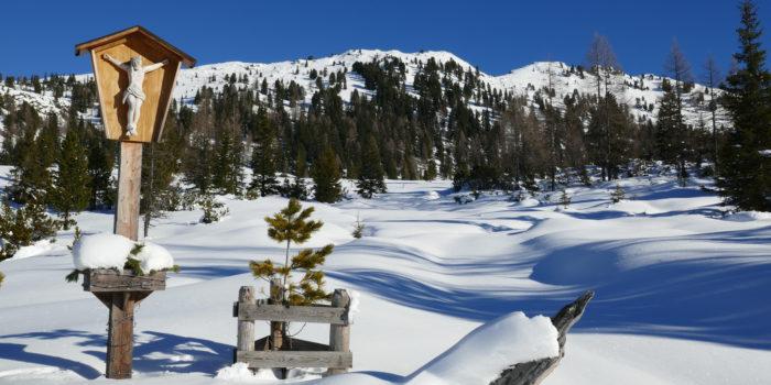 Der vergessene Skitourenberg