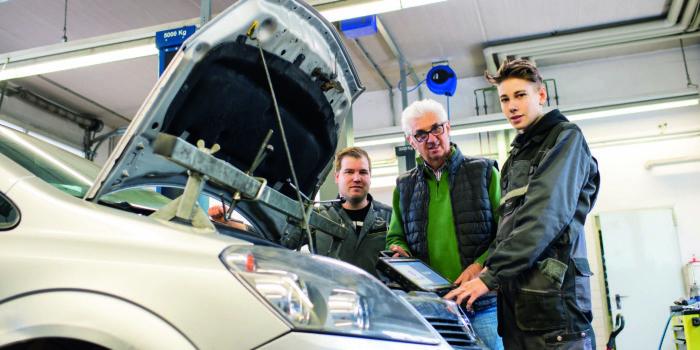 Fachkräftemangel: Nun fehlen sogar schon Mechaniker