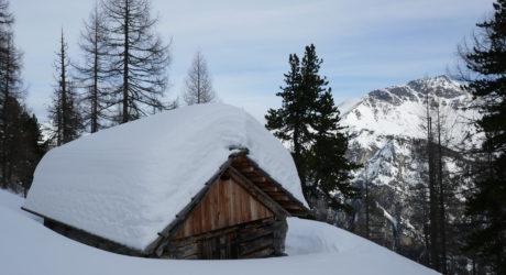 Ein Lungauer Klassiker: Skitour aufs Vierteleck