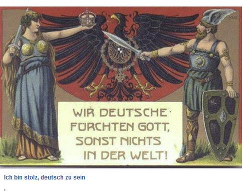 """""""Wir  Österreicher sind ein deutsches Volk"""""""