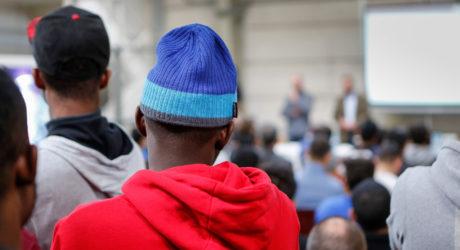 Sozialhilfe: Schon 40 Prozent für Flüchtlinge