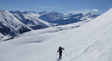 Grenztour zwischen Tirol und Salzburg: Der Tristkopf