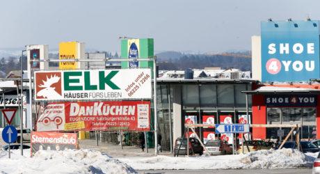Rösslers Raumordungsnovelle: Supermärkte dürfen erweitern