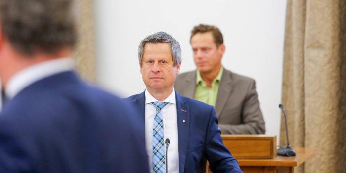 3,5 Millionen Euro für eine Landtagsperiode