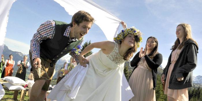 Die neue Lust aufs Heiraten