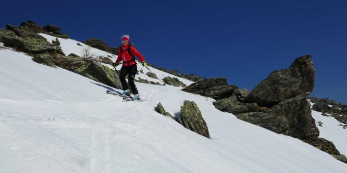 Unbekanntes in Tweng: Skitour auf den Speikkogel